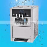 Stainless Steel soft ice cream machine ,used commercial ice cream making machine