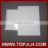 Chinese supplier new products water transfer paper used in cups, plates, crystal photo transfer
