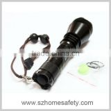 UniqueFire CREE T6 Attack-type Head High Power Camping LED Flashlight with SMO Reflector(1x18650)