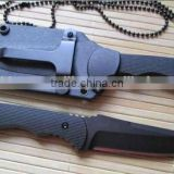 OEM fixed blade army survival knife tactical knives for hunting
