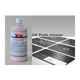 UV Printing Plate Cleaner Removes Oxidation / Ink Residue