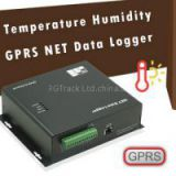 Temperature Humidity GPRS NET Data Logger[