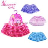 Newest cute baby girls short skirt