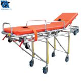 BDST203  Hospital Medical Aluminum Alloy Stretcher trolley