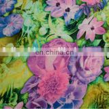 alibaba china 3D picture Digital printed Rayon fabric Custom design
