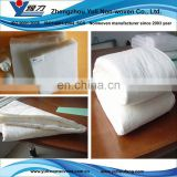 nonwoven cotton feeding
