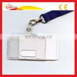 Hot Selling High Quality Hard Plastic ID Card Holder