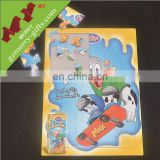 2016 hot products wooden puzzle / custom puzzle game / jigsaw puzzle for kids