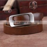 wholesale western blank oem high quality canvas belt buckles