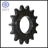 Bushing Bore Roller Chain Sprocket - 160SF / 2 in, 23, F Bushing, Steel with Hardened Teeth