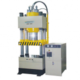 Upper-cylinder Type Cold Extrusion Hydraulic Press for Auto Parts