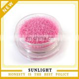 nail art glass mini pink caviar beads