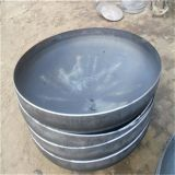 Custom mild metal hollow stainless steel half ball for fire pit