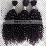 alibaba market cheap curly weave human hair virgin brazilian afro kinky human hair for braiding
