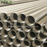 China manufacutrer 219mm Stainless steel cage type V-wire wound screen pipes for water well