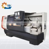 China manufacturer CK6150 cnc lathe machine with automatic bar feeder for long work pieces