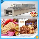 Lowest Price Big Discount Cereal Bar Make Machine Healthy Snack Chocolate Nut Cereal Energy Bar Making Machine