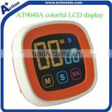 Count Up and Down Digital Timer with Colorful LCD Display                                                                         Quality Choice