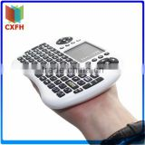 New cheap OEM bluetooth mini usb receive keyboard with 2.4G wireless receiver Transmit power +5db