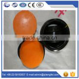 DN125 concrete pump cleaning ball , rubber cleaner ball