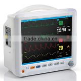 12.1 inch Touch Screen High Performance Multi Parameter Patient Monitor /ambulance patient monitor