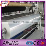 black pe plastic stretch film jumbo roll