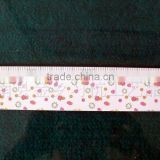 Promotional lovely plastic scale rulers for students