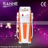 2014 best effective fast 1-8hz ipl hair removal shr beauty machine Mona One SHR950B