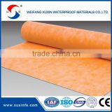 pp pe composite waterproof membrane for shower room or bathroom