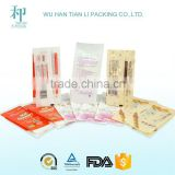 professional plastic packaging for baby wipes with FDA certificate