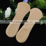 health care silicone arch support orthotic insole for shoes
