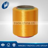 High strength twisted nylon webbing filament or net yarn with good factory prices 150D-1600D