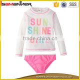Wholesale long sleeve shorts brief warmers infant baby wetsuit