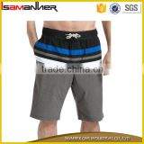 Boys leisure beach wear custom personalised men's swimming trunks