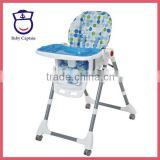 foldable metal good quality baby high chair