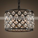 Vintage Interior Decoration Suspension Light Fixture Moroccan Chandelier Lighting for Dining Living Room CZ2521/6