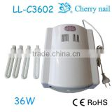 36W Nail Care Electric UV Nail Dryer