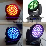 36*10W Zoom LED wash moving heads 4-in-1 RGBW led moving head 36*12W 5-in-one, 36*15W 6-in-one zoom led moving head wash                                                                         Quality Choice