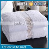High quality 100% cotton 5 star soft hotel towels / bath towels / towel sets                                                                                                         Supplier's Choice