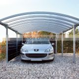 XINHAI Grade A plastic sheet greenhouse cover/ polycarbonate shelter/ policarbonate sheet car garage shelter