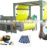 CE approved adhesive tape hot melt coating machine for medical adhesive tape /Jiayuan