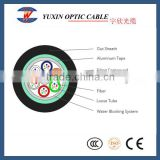 144 Core Outdoor Armoured Stranded Loose Tube Waterproof Outdoor Fiber Optic Cable(GYTA/S)