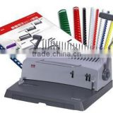 WD-2128D Comb Binding Machine Paper binding