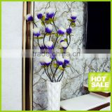 1.25meter length high quality most beautiful artificial flower in our living room