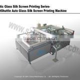 Automatic Glass Printing -Shuttle Auto Glass Silk Screen Printing Machine