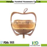 Buy direct from china wholesale hot sale wooden cooking utensil set,cooking utensil bulk fruit basket
