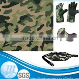 Camo Field Outdoor Sports products Neoprene Fabric by manufcturer