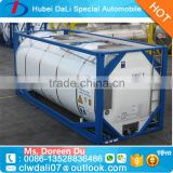 different color with competitive price for 20 Length (feet) ISO Tank Container Sulfuric Acid Storage Used ISO Tank Container