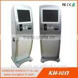 Restaurant Automatic Ordering Ticket Vending Machine / Unattended Restaurant Ordering Kiosk
