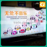 Light box Advertising Billboard, Backlit Film Poster